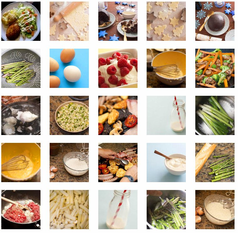 Food Photo Showcase