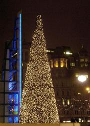 278-christmas cone