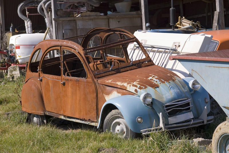 Free Stock Photo 1128-old_2cv_1576.jpg   freeimageslive