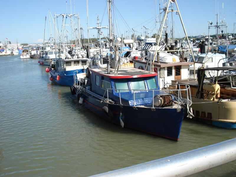 Free stock photo 1408 docked fishing boats jpg for Free fishing boats