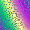 1606-rainbow weave