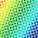 1474-rainbow halftone