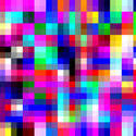 stock image 1553-colorful pixels