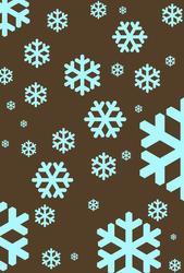1534-graphic snowflakes portrait