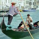1875     Italy Venice gondola