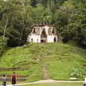 1807-Palenque Mayan Ruins