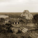 1690-Uxmal Panoramic