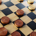 2076-draughts game