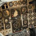 2369-aircraft cockpit instruments