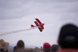 2376-byplane airshow display