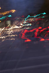 2874-blurred traffic lights