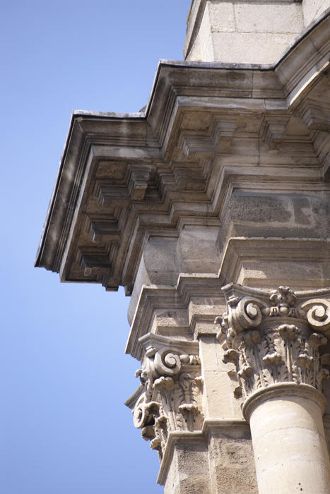 clasical architecture of the corinthian order