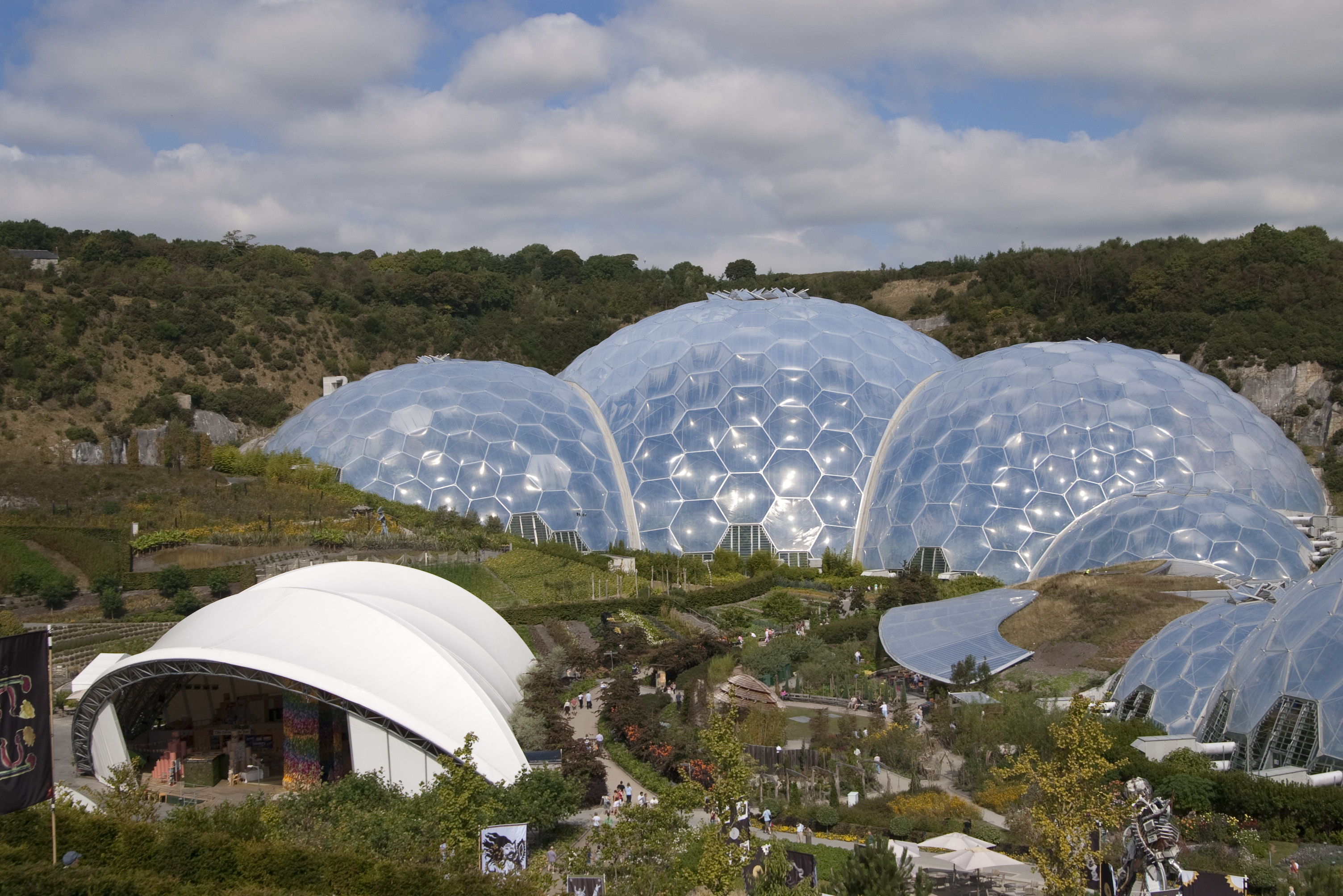 "eden project Info: ""the eden project"" now simply goes by the name ""eden"" and continues to make music note: this interview takes place a few days before the eden project."