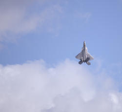 2687-F-22 Vertical Climb