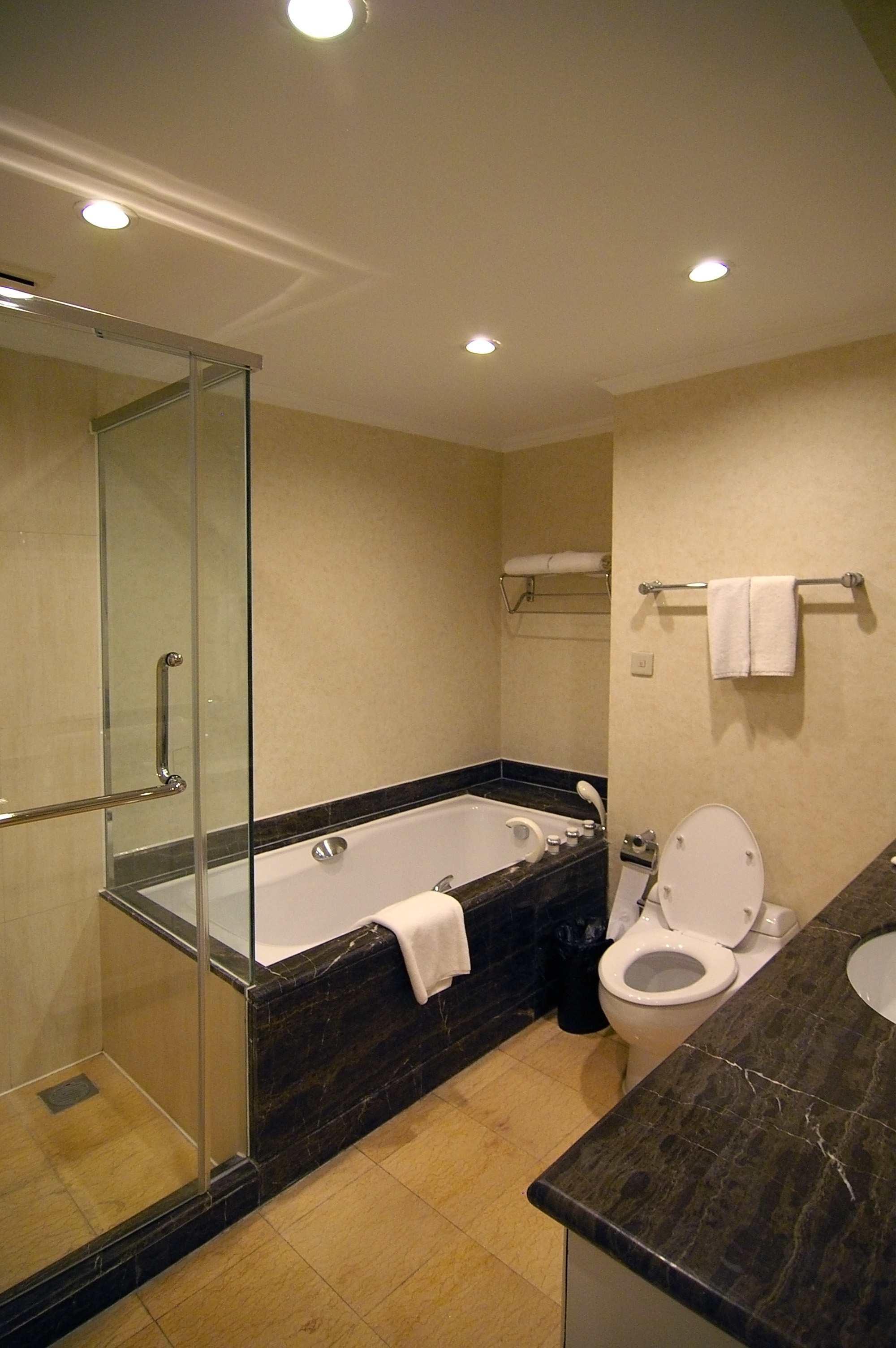 Free Stock Photo 2475 Moden Hotel Bathroom Freeimageslive