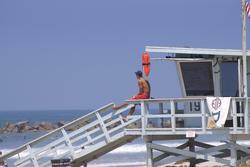 2626-beach lifeguard
