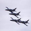 2364-L-39 Albatros formation flyby