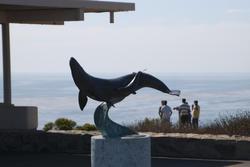 2639-whale statue