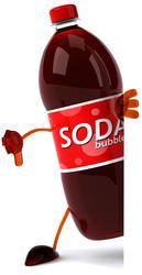 2893-Bottle of soda