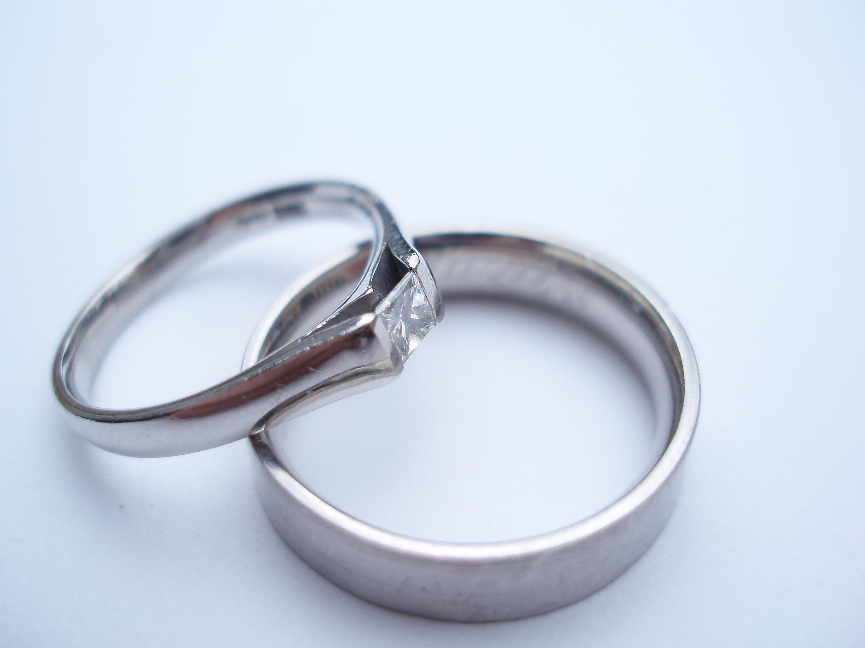 Free Stock Photo 2141 Wedding Rings