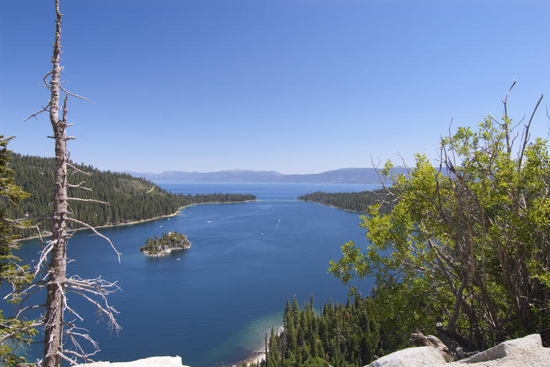 3043-Lake Tahoe Emerald Bay