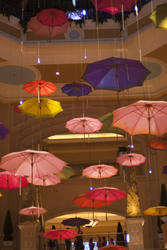3277-falling umbrellas