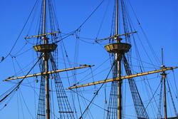 3666-Ship Masts