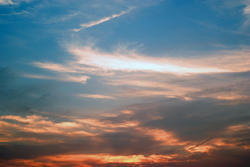 3765-Unique Sunset