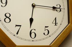 4348   analog clock
