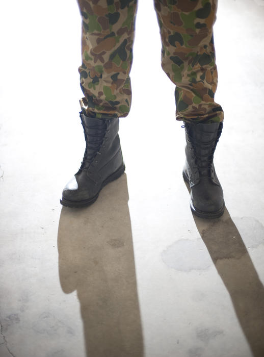 free stock photo 3897combat boots freeimageslive