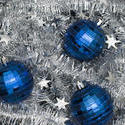 3587-three christmas baubles