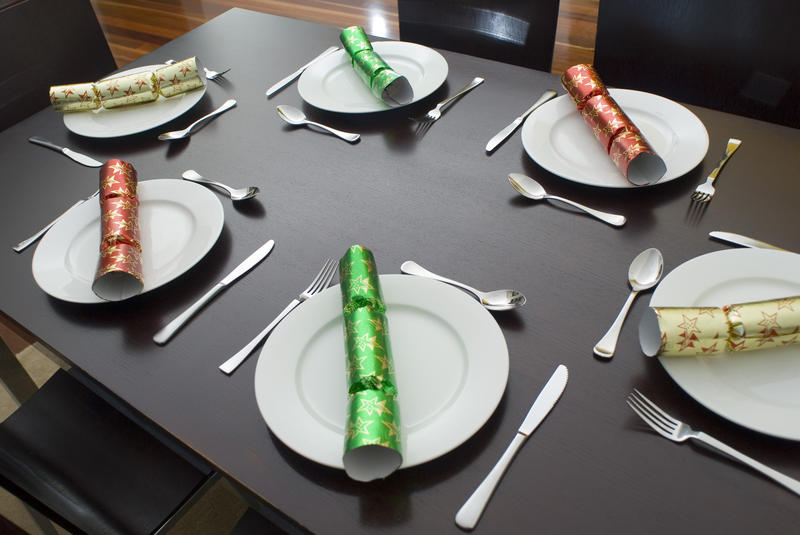 Free Stock Photo 3598 Festive Dining Table Freeimageslive
