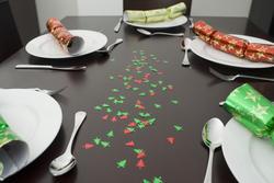 3608-festive dinner settings