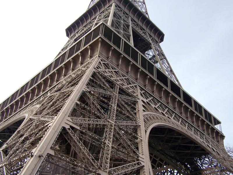 <p>The Eiffel Tower, paris, france</p>