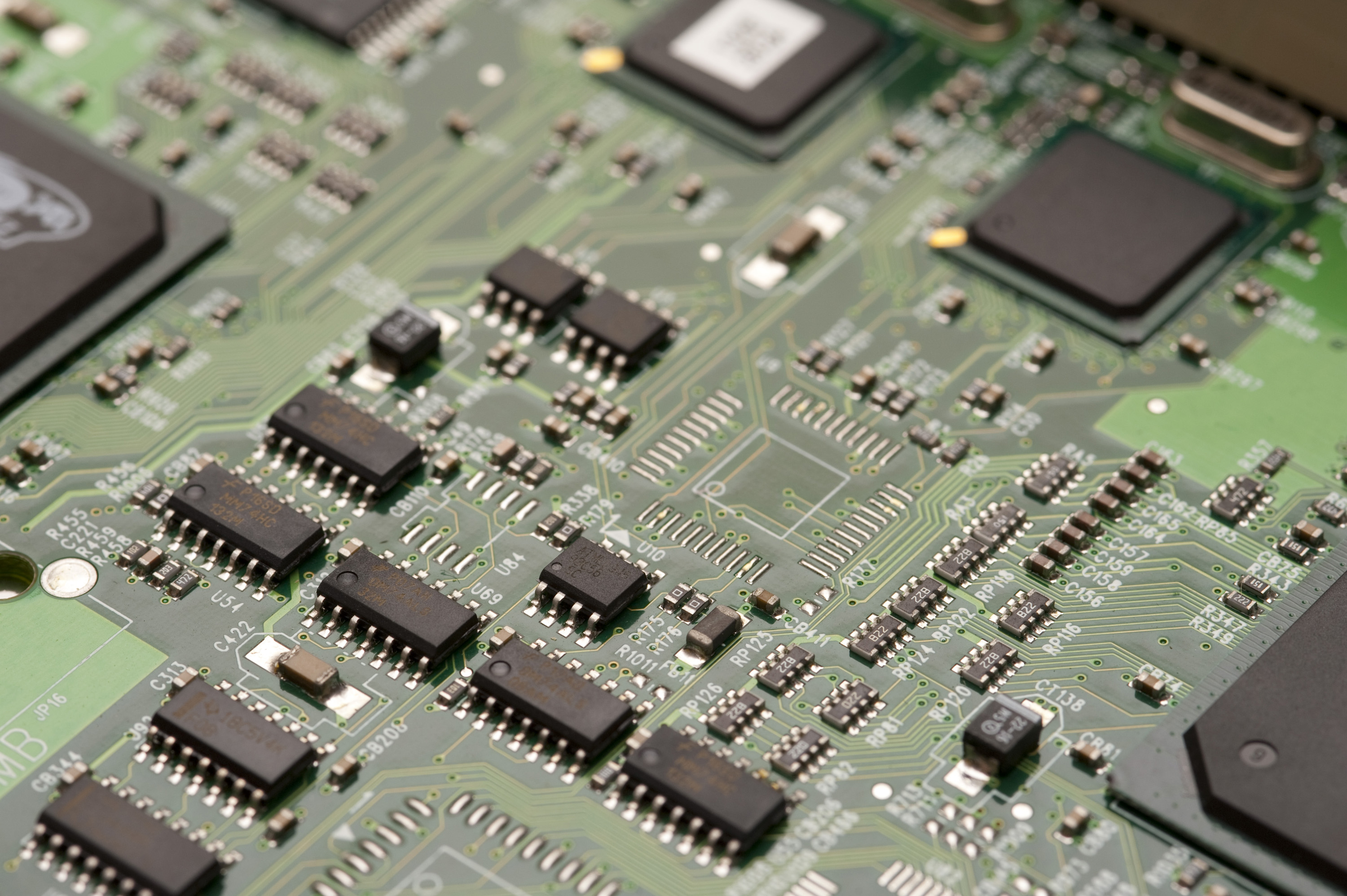 Free Stock Photo 4063-integrated circuits | freeimageslive
