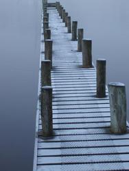 3452-wooden jetty