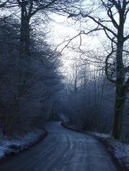 3464-frosty road