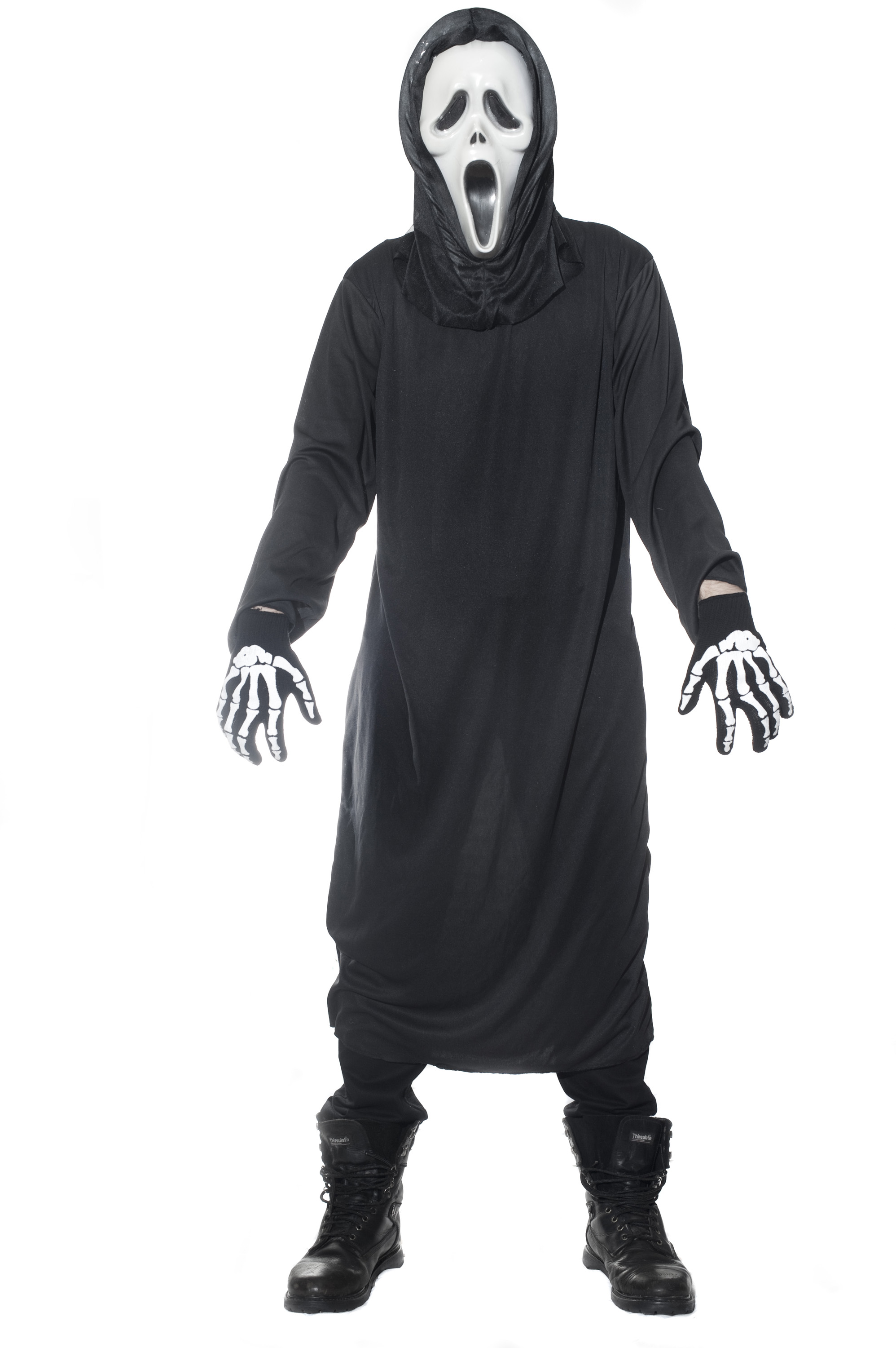 Free Stock Photo 2982-halloween ghost costume | freeimageslive