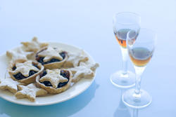 3619-sherry and mince pies