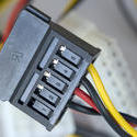3943-SATA power connector