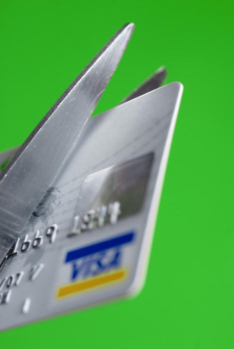 Credit Card For Bad Credit >> Free Stock Photo 3790-reduce spending | freeimageslive