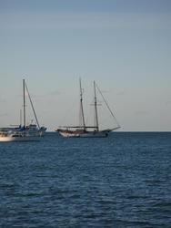 3416-schooner sailboat