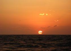 3384-tropical sunset