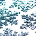 3640-christmas snowflakes