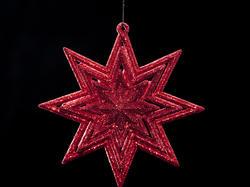 3647-sparkling christmas star