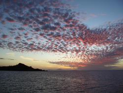 4363   island sunset