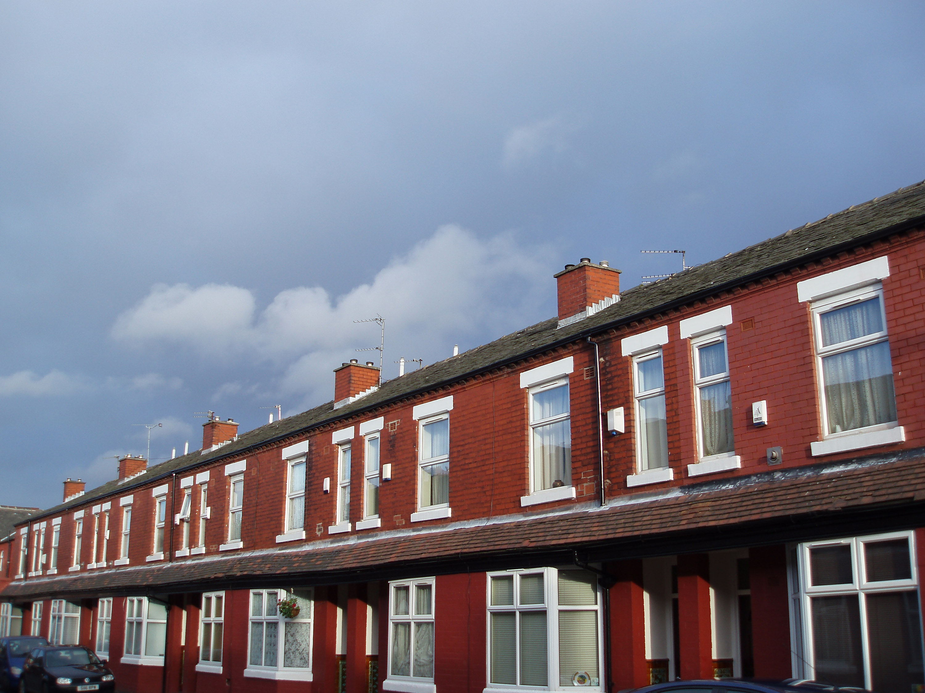 Free stock photo 4129 terraced houses freeimageslive for What is terrace house