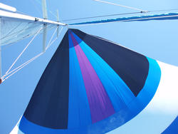 4352   spinnaker sailing