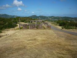 4886   antigua castle ruins
