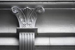 4571   decorative cornice